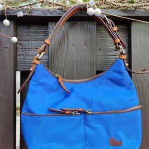 Dooney & Bourke**nylon shoulder bag